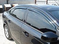 Дефлекторы окон HIC Ford Mondeo IV Sd 2007-2013