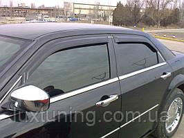 Дефлекторы окон HIC Chrysler 300C 2004-2011