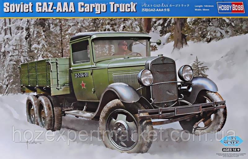 Грузовой автомобиль ГАЗ-ААА