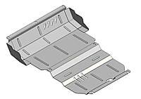 Защита двигателя +радиатора+редуктора