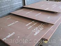 Лист Сталь Hardox 450 4мм