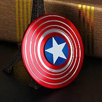 Spinner Спиннер металлический Щит Капитана Америки