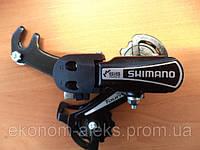 Задний переключатель (SHIMANO) под крюк
