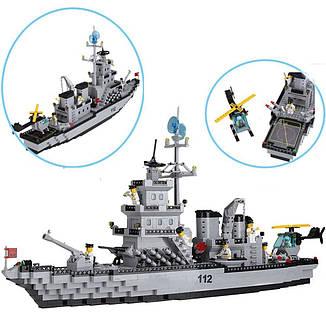 Конструктор BRICK 112 корабль, 970 дет, фото 2