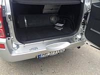 Накладка на задний бампер Suzuki Grand Vitara 2005-2014