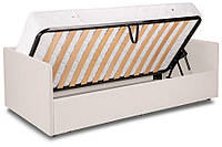 Кровать Сомье «Юнити», модель С7, 80х190, подъемный механизм, Miss 02
