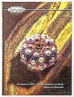 Книга учета А4, 192 листа, внутренний блок - офсет в клетку, твердая картонная обложка (3833.3)