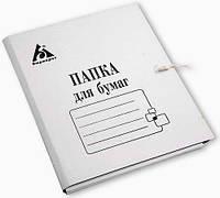Папка картонная А4 на завязках толщина 350 мкм (3853.14)