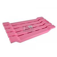 Сиденье для ванной Консенсус Розовый