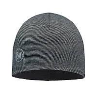 Шапка Buff Microfiber & Polar Hat Grey Stripes