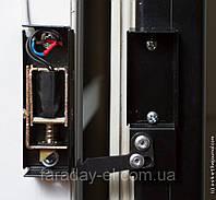 """Электронно-механические замки """" FARADAY"""" lock4  НАКЛАДНОЙ(внешний)"""