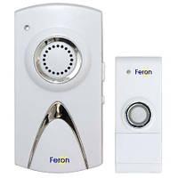 Беспроводной звонок Feron E-351, 220V, 35 мелодий, для помещений