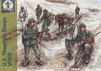 Горные войска США, Вторая мировая война