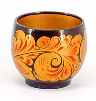 Посуда деревянная с орнаментом (5215.1)