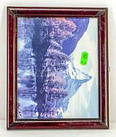 Картина в рамке горы (5347.1)