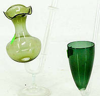 Посуда стеклянная с трубкой (5423.2)