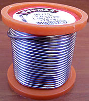 Припой  с канифолью (Ø1,6 мм) 170 гр.(Турция)