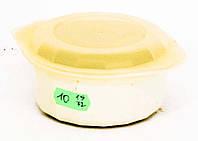 Контейнер круглый для микроволновки (5928.1)
