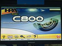 Внешний вид программы HPA C800 Италия