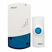 Беспроводной звонок Feron H-138-E, 220V, 32 мелодии, влагонепроницаем