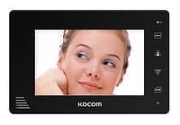 Монитор домофона Kocom KCV-A374SD MONO