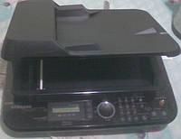 Крышка со сканером в сборе  на samsungCLX-3170FN, CLX-3175/ N/ FN/ FW  новая запасная для ремонта оригинальна