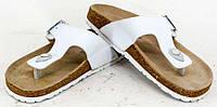 Шлёпанцы женские кожаные SIESTA р.37 (6452.1)