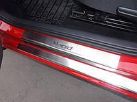 Зимняя накладка FLY Skoda Rapid 2012- решетки радиатора глянцевая