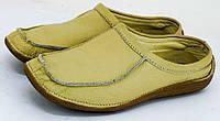 Шлёпанцы женские кожаные FAX р.36 (6656.1)