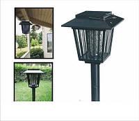 Садовые солнечные фонари – ловушки для комаров, фото 1