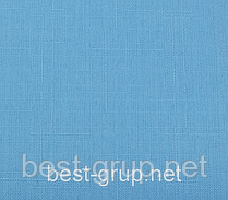 MSF-032 Голубая мечта (0,450 х 1,70 м) Linen ( Лён) -тканевые ролеты Oasis Оазис