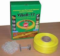 УДаВ-12 Комплект для быстрой обвязки грузов полипропиленовой лентой.