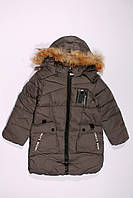 Куртка зимняя для мальчика (92-116), фото 1