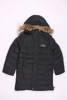 Пальто зимнее для мальчика (122-146), фото 1
