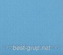 MSF-042 Голубая мечта (0,475 х 1,70 м) Linen ( Лён) -тканевые ролеты Oasis Оазис