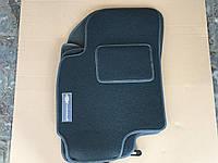 Коврики салона текстильные на резиновой основе Chevrolet Epica 2006-2011 (цвет серый) Кол-во 4 шт.