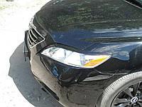 Ресницы на фары Toyota Camry 40 2003-2009
