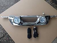 Заменяемая хромированная решетка радиатора Honda CR-V I 2002-2006 IPF Япония