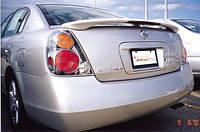 Спойлер 2002-2006 NISSAN ALTIMA (TOP WING) ABS пластик под покраску