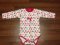 Детская одежда оптом Боди велюр для малышей Flexi оптом р.62-68-74-80см