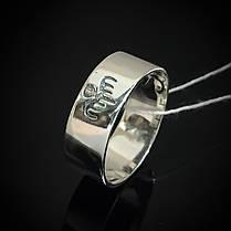 Серебряное кольцо SPECTRE, фото 3