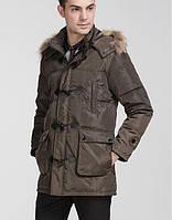 Куртка зимняя на пуху большого размера, XL-8XL размер