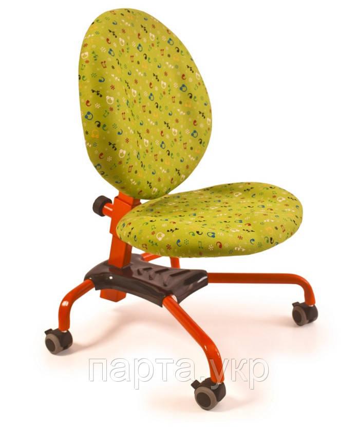 Кресло школьнику  Нотки (грин)