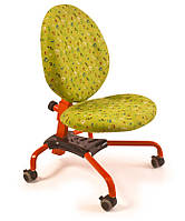 Кресло школьнику  Нотки (грин), фото 1