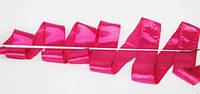 Лента гимнастическая (Цвет: розовый)