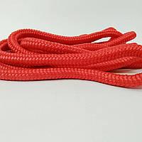 Скакалка гимнастическая.Цвет:красный