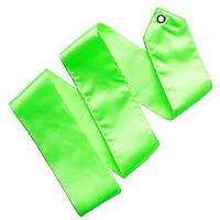 Лента гимнастическая (Цвет: зелёный)