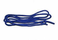 Скакалка гимнастическая.Цвет:синий