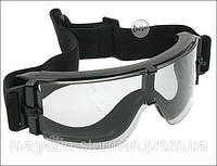 Очки- маска  тактические противоосколочные ГРОМ (Thunder ) ANSI  EN166 -  MFH Германия