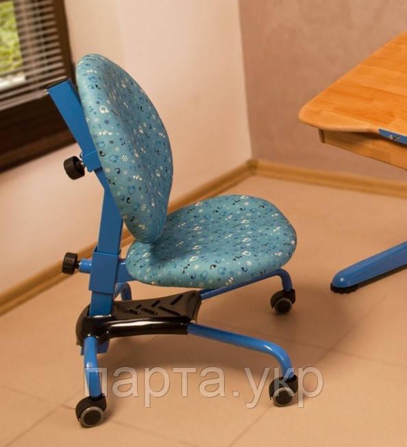 Кресло для первоклассника растущее Нотки
